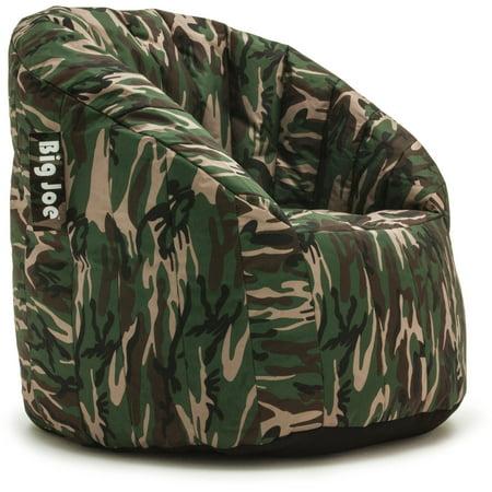 Big Joe Lumen Chair Green Camo Walmart Com