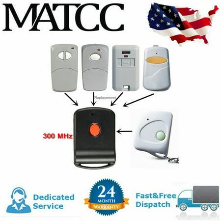 - Car Home Alarm System Remote Garage Gate Door Key Transmitter For MultiCode 300mhz 1089 3060 3060-01 3070-01 3083 Garage Door Remote 3083-01 3089 3089-11 4120 4120-01 4140 4140-01 Linear 10 Dip
