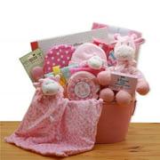 Gift Basket Drop Shipping 890852-b Comfy & Cozy Safari Friends New Baby Gift Basket