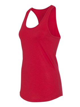 2310210240c731 Product Image Next Level - Women s Ideal Racerback Tank. Product Variants  Selector. red. Black