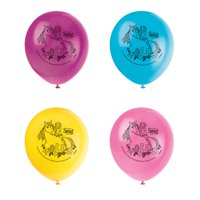 Spirit Riding Free Latex Balloons (8ct)