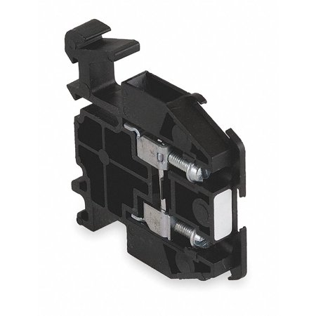 Square D Terminal Block Black 9080GMB6
