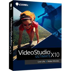 Corel VideoStudio Ultimate X10 for Windows