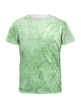12dc7af53a36a Product Image St. Patricks Day Dirty Irish Celtic Cross Mens T Shirt
