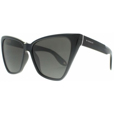 GIVENCHY 7032/S Sunglasses | Shiny Black (Discount Sunglasses Nyc)
