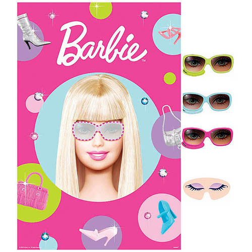 Barbie All Doll'd Up Party Game