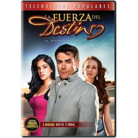 La Fuerza Del Destino (Spanish) (DVD)