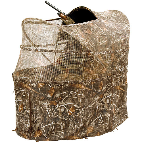 Ameristep Dove And Duck Chair Blind Walmart Com