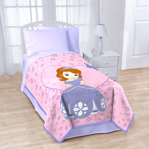 Sofia the First Blanket