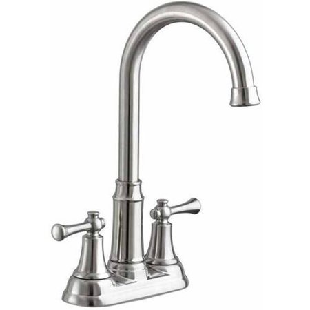 American Standard 4285.420.002 Portsmouth 2.2 GPM Bar Faucet with Metal Lever Handles, Available in Various Colors