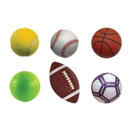 Bulletin Board Accents Sports - image 1 de 1