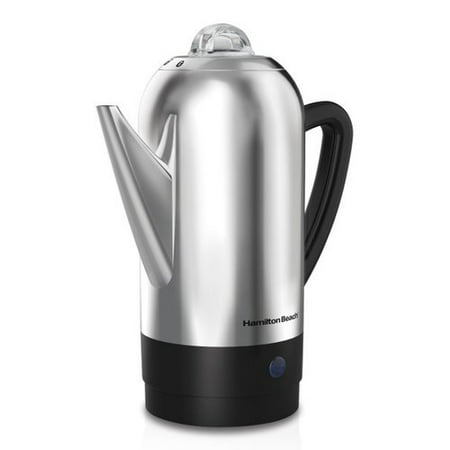 Hamilton Beach 12 Cup Stainless Steel Percolator | Model#