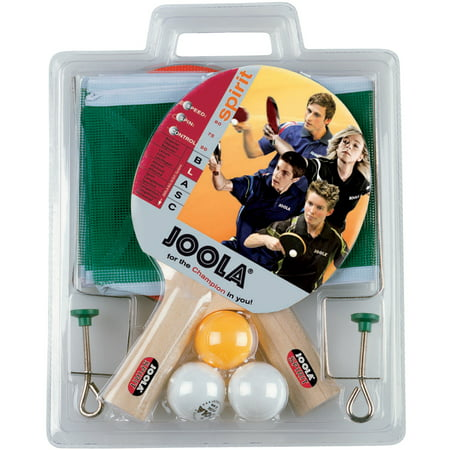 JOOLA Table Tennis Starter Set