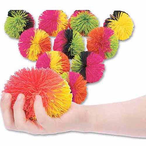"""Rubber Band Ball 4-1/2"""", Multi-color"""