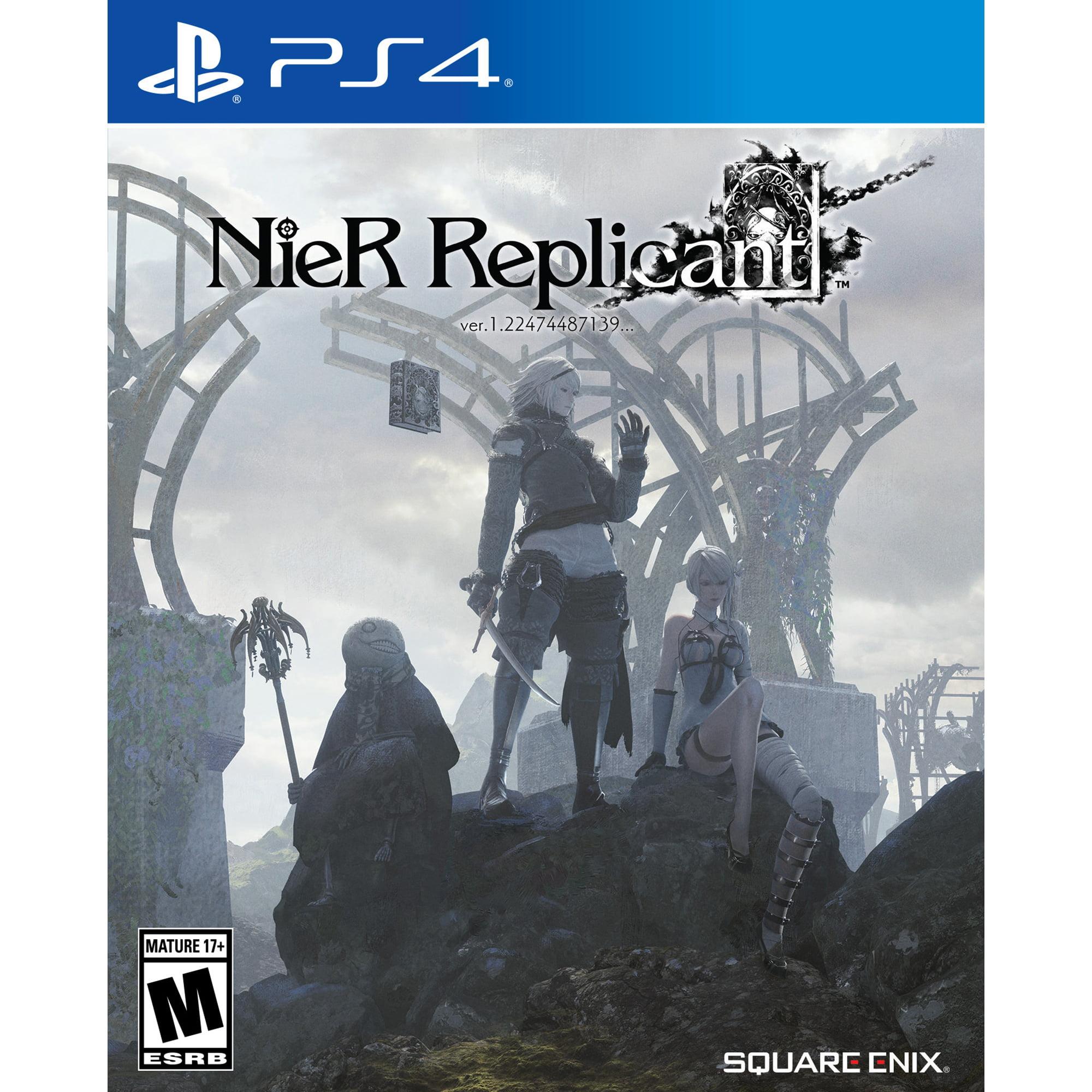 NieR Replicant ver.1.22474487139…, Square Enix, PlayStation 4, 662248924403