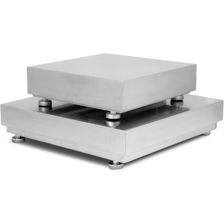 Intelligent, TitanB 200-16, Washdown Industrial Platform, 200 lb x 0.05 lb, (200 Lb Test Leader)