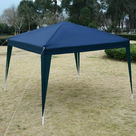 10'X10 EZ POP UP Canopy Tent Gazebo Wedding Party Shelter Carry Bag
