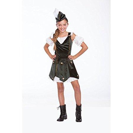Halloween Wholesalers Rob'n da Hood-Small/Medium - Cute And Clever Halloween Costumes