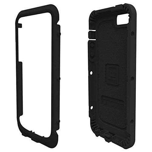 Trident Cyclops 2 Series Case for iPhone 5/5S - Retail Packaging - Black