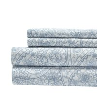 Aspire 300 Thread Count 100% Cotton Paisley Sheet Set