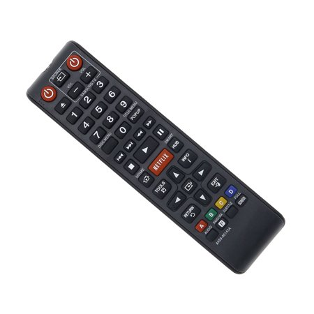 Replacement TV Remote Control for SAMSUNG BD-E5900/ZA Television - image 1 of 2