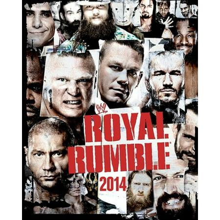 Royal Rumble 2014 (DVD) - Royal Rumble Winners