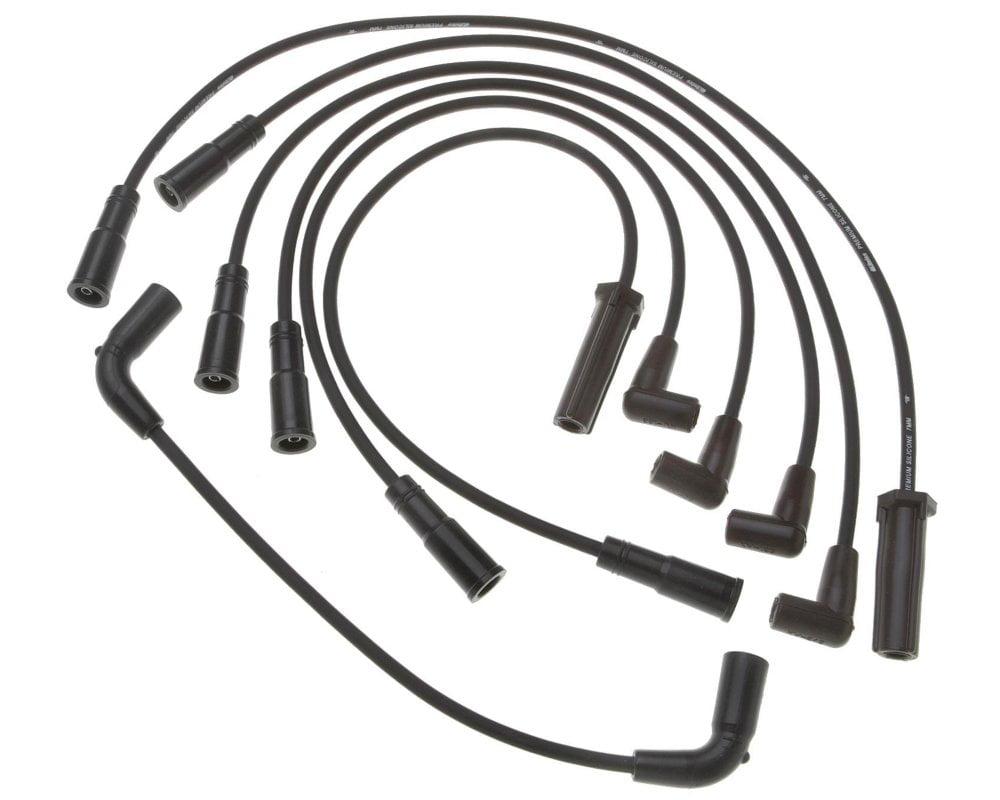 Ac Delco 9746u Spark Plug Wire Oe Replacement