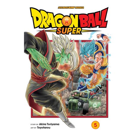 Dragon Ball Super, Vol. 5 ()