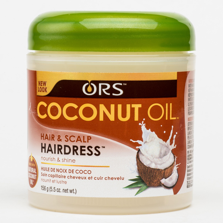 ORS Coconut Oil Hair & Scalp Hairdress 5.5 oz