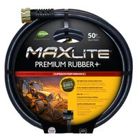 Swan P-Swan Element Maxlite Rubber Hose- Black 5/8in X 50ft](Black Swan White Swan Halloween)