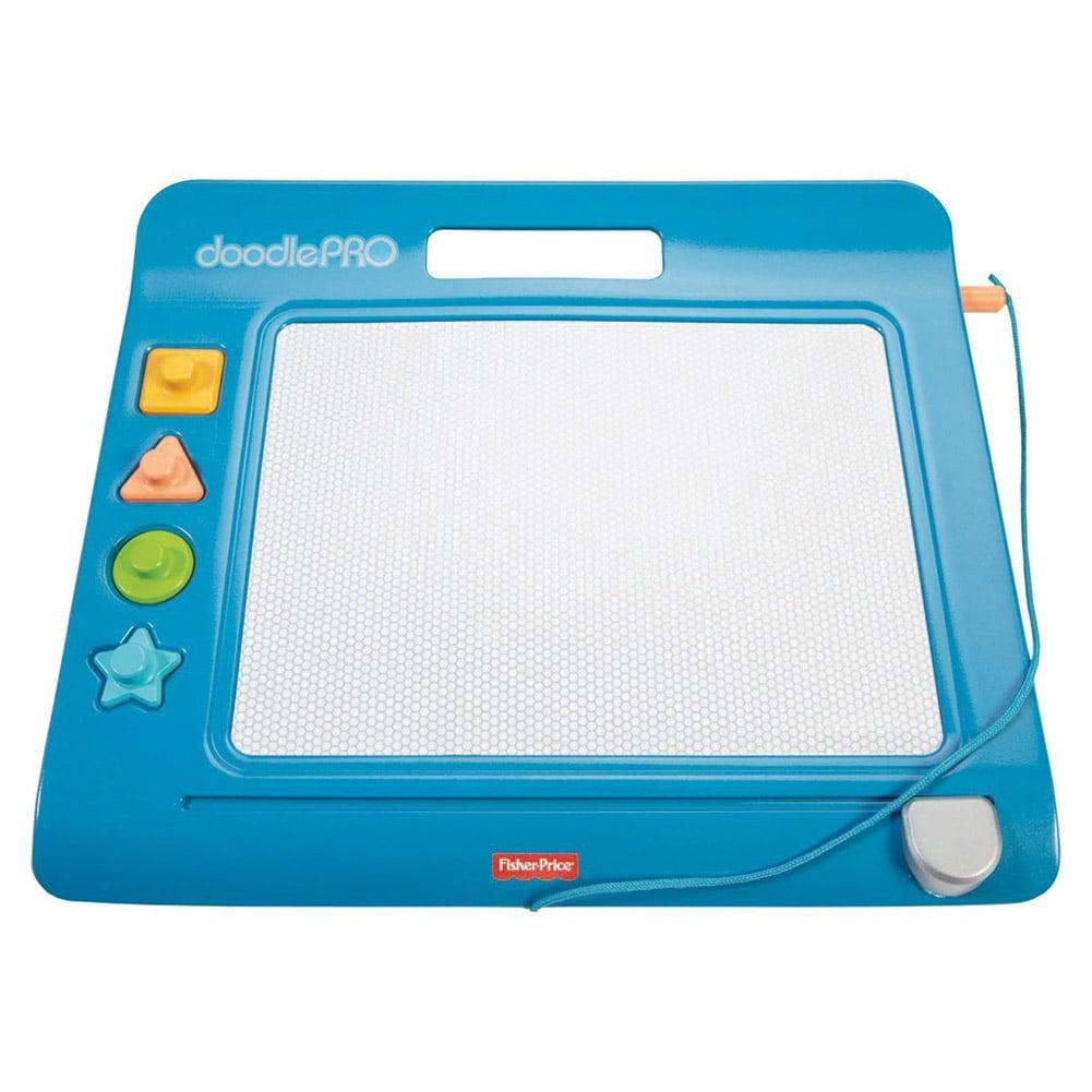 Fisher Price Slim Doodle Pro, Blue - Walmart.com