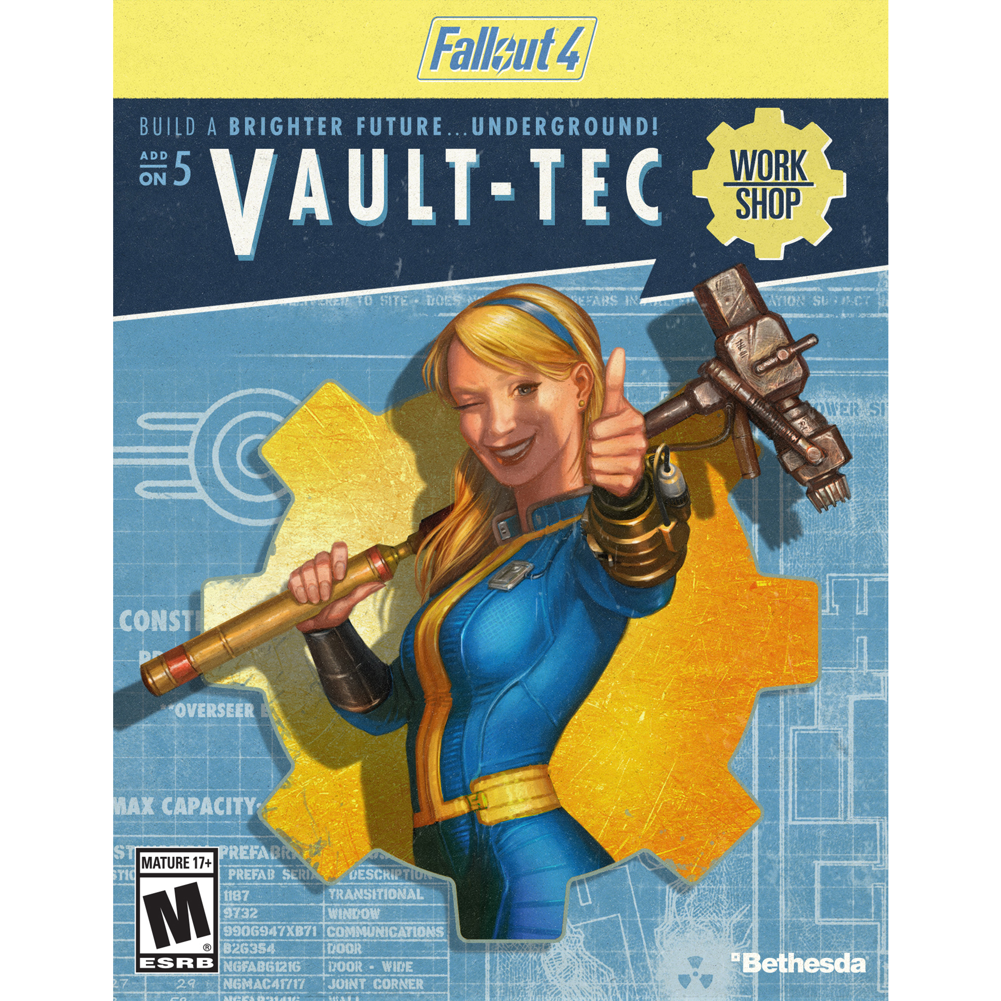 Fallout 4 - Vault Tec Workshop DLC (PC)(Digital Download)