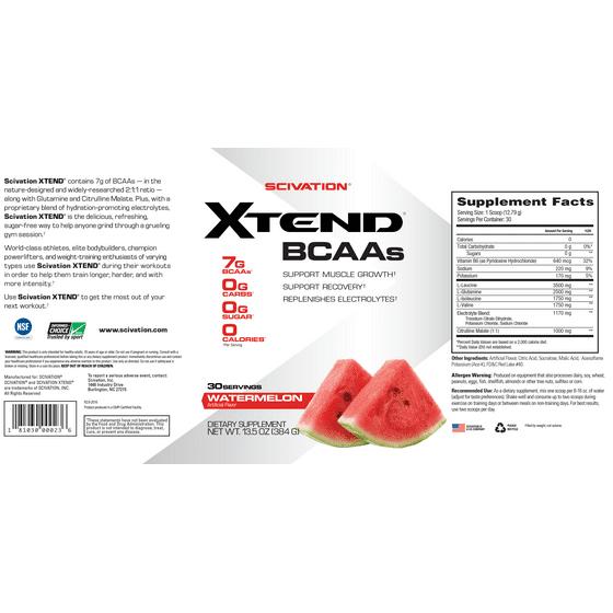 xtend bcaa watermelon price