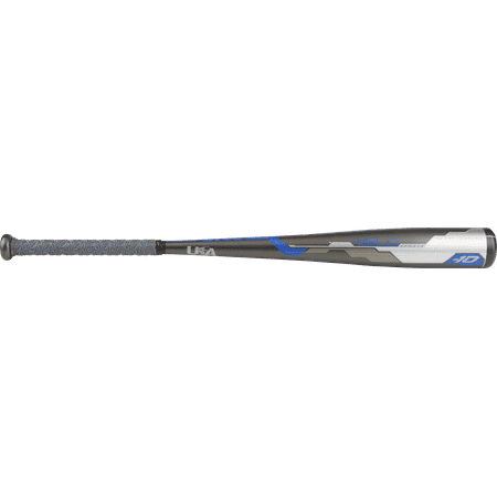 Rawlings Velo Hybrid USA Baseball Bat, 2-5/8-Inch Big Barrel, 32-Inch Length, -10 Drop Weight, 22