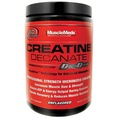 MuscleMeds Créatine Décan 10,58 oz