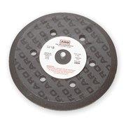 INGERSOLL-RAND Disc Backup Pad, 6 Dia, Adhesive/PSA 49097-1