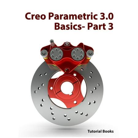 Creo Parametric 3.0 Basics - Part 3 - eBook 3 Band Parametric Preamp