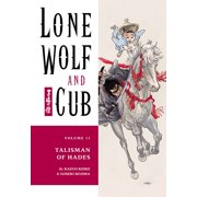 Lone Wolf and Cub Volume 11: Talisman of Hades - eBook