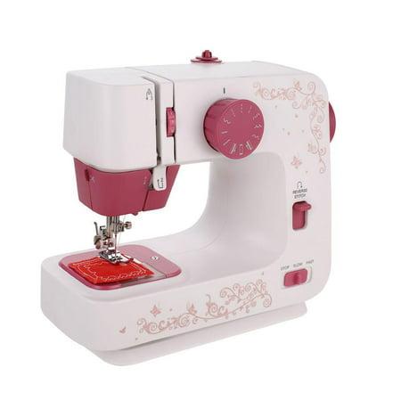 Clearance Double Thread Electric Mini Multifunction Sewing Machine Cool Sewing Machine Clearance