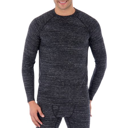 - Swiss+Tech Big Men's Peak Performance Dual Face Baselayer Thermal Shirt