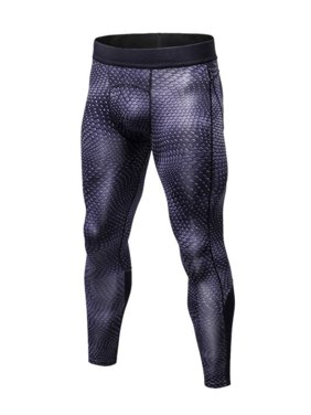 f33058fe3f8 Product Image Winsellers Men's Leggings Quick Dry Compression Trousers  Bodybuilding Fitness Pants Slim Fit Skinny For Men Clearance