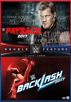 WWE: Payback   Backlash 2017 (DVD) by WARNER HOME VIDEO