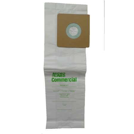 10 Castex  Nobles Vacuum Bags For Magnatwin 3000  Tennant 3280 Wide Area Commercial Vacuums  10Pk