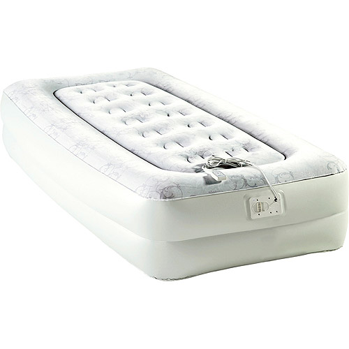 Aerobed Sleep In Style 18 Quot Elevated Air Mattress Walmart Com