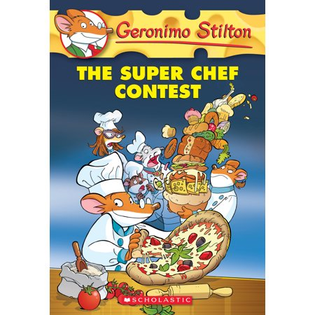 Halloween Contests Online (The Super Chef Contest)