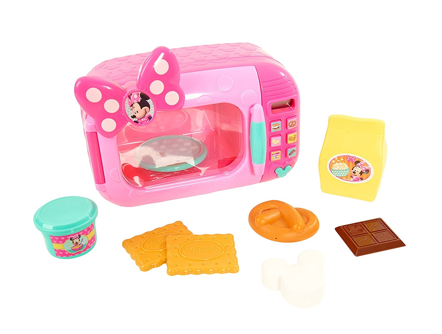 Jusub Disney Minnie Bow-Tique Marvelous Microwave by Just Play