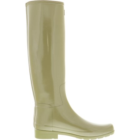 5f0d930655c Hunter Women s Original Refined Gloss Thundercloud Knee-High Rubber Rain  Boot - 5M - image ...
