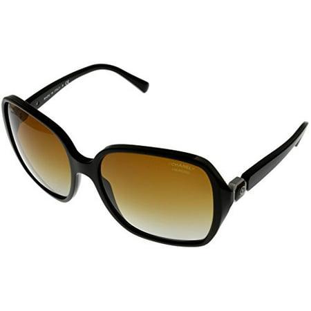 Chanel Sunglasses Women Polarized Brown CH5284 1460S9 Size: Lens/ Bridge/ Temple: 59-17-135