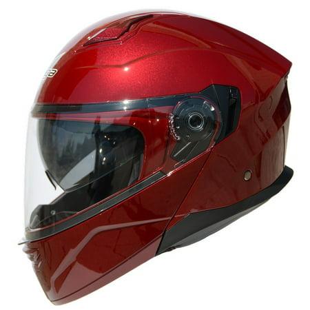 Vega Caldera Solid Modular Helmet Velocity (Vega Modular Helmets)