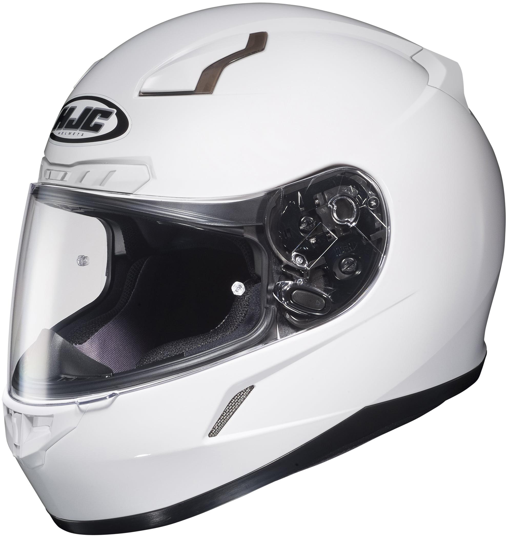 HJC CL-17 Solid Full Face Helmet White